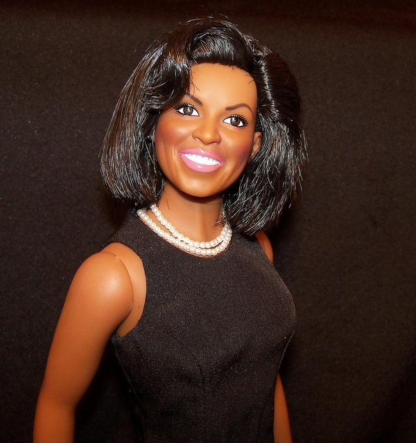 Franklin Mint Michelle Obama by Black Doll Enthusiast, via Flickr