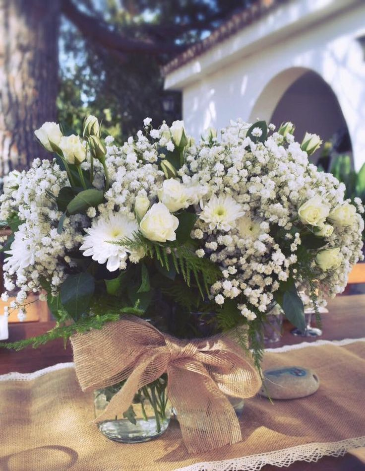 Wedding flowers  Foto by Sue Ibars