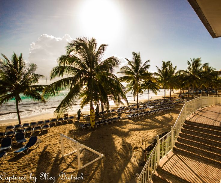 Riu ocho Rios Jamaica Spring 2014
