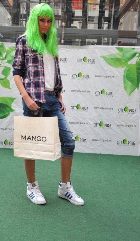 #autumn/winter fashion 2014/2015 City Park Mall #MANGO