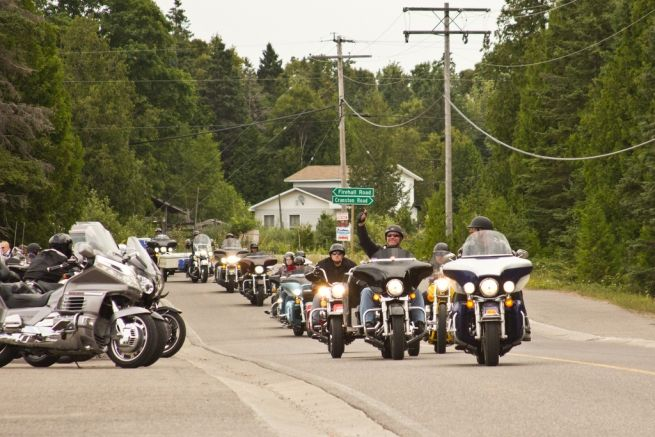 The Complete 2014 List of Motorcycle Events in Ontario - Northern Ontario, Canada