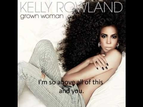 Kelly Rowland - Grown Woman