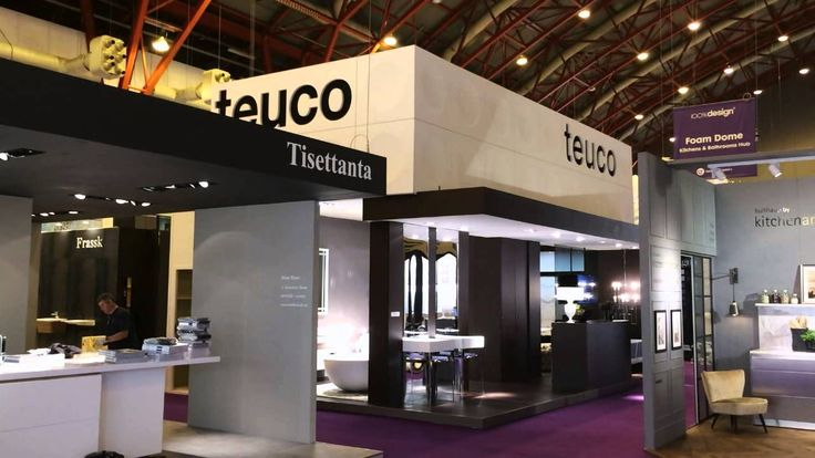 """All the best of """"our"""" #100design fair in #London in this #video! Have a look  Teuco @ 100% Design #London 2014"""