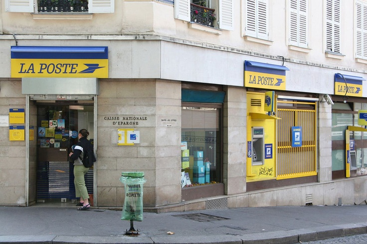 18 best images about la poste on pinterest post office french and paris - Bureau de poste paris 9eme ...