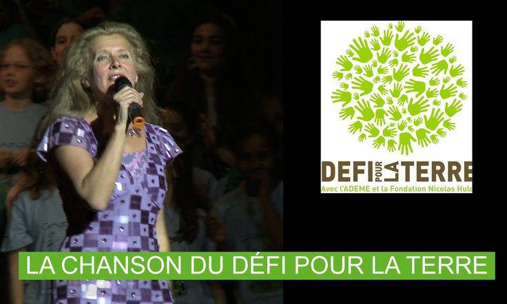 Le Défi pour la Terre (Chanson de Dominique DIMEY)