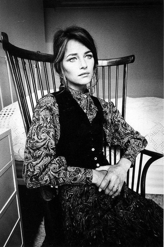 Charlotte Rampling, 1970
