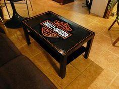 Harley Davidson Coffee Table