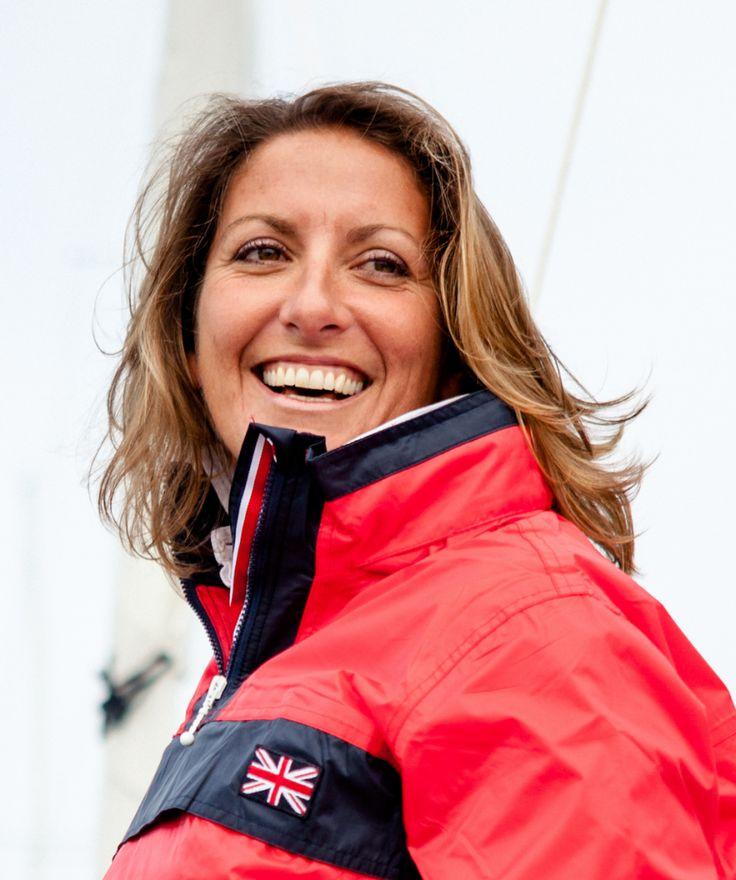 How To Sail Solo Around The World - Dee Caffari Interview - SportStylist