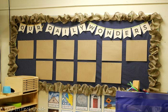 Kinder Garden: 25+ Best Ideas About Wonder Bulletin Board On Pinterest
