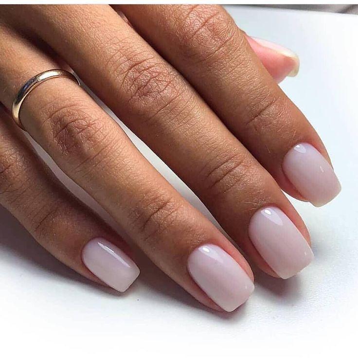 Nails Beauty On Instagram 1 4 Nails Brawler Andnails Beauty Brawler Us Makeup Trends I 2020 Rosa Negler Noytrale Negler Fargerike Negler
