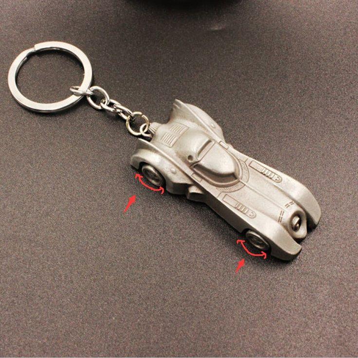 Bat Car Keychain - free shipping worldwide