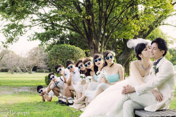 彦根城下で*前撮り |*elle pupa blog*