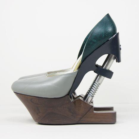 1000  ideas about Comfortable High Heels on Pinterest | Crazy high ...