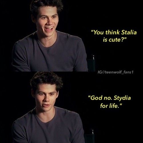 Thank The Lord Jesus Christ he's on the Stydia ship!