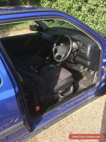 1997 MK3 GOLF GTI 16V 3 DOOR #vwvolkswagen #golf #forsale #unitedkingdom