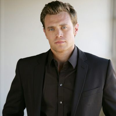 billy miller - on the young and restless soap. I think he's the best actor on the show.