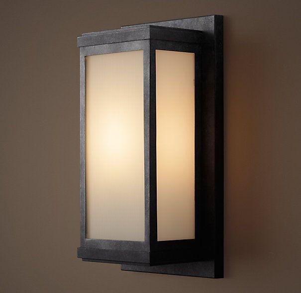 Image Gallery Outdoor Lighting Restoration Hardware