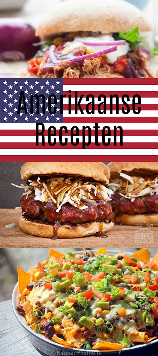 Om in de sfeer te blijven van de Amerikaanse verkiezingen: 10 Amerikaanse recepten die je moet proberen!
