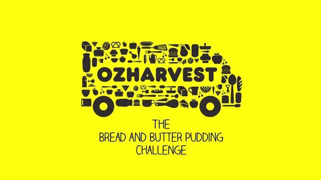Support the wonderful Oz Harvest.