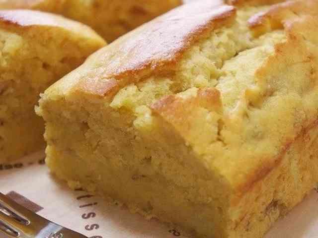 ♥しっとり美味♥ ヨーグルトバナナケーキの画像