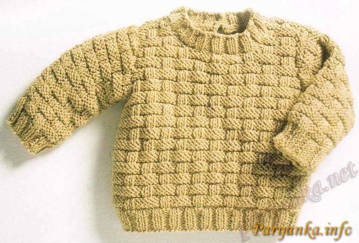 Пуловер (д) А 35*12 CB №1596