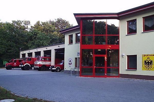 Freiwillige Feuerwehr Amt Ruhland, Germany