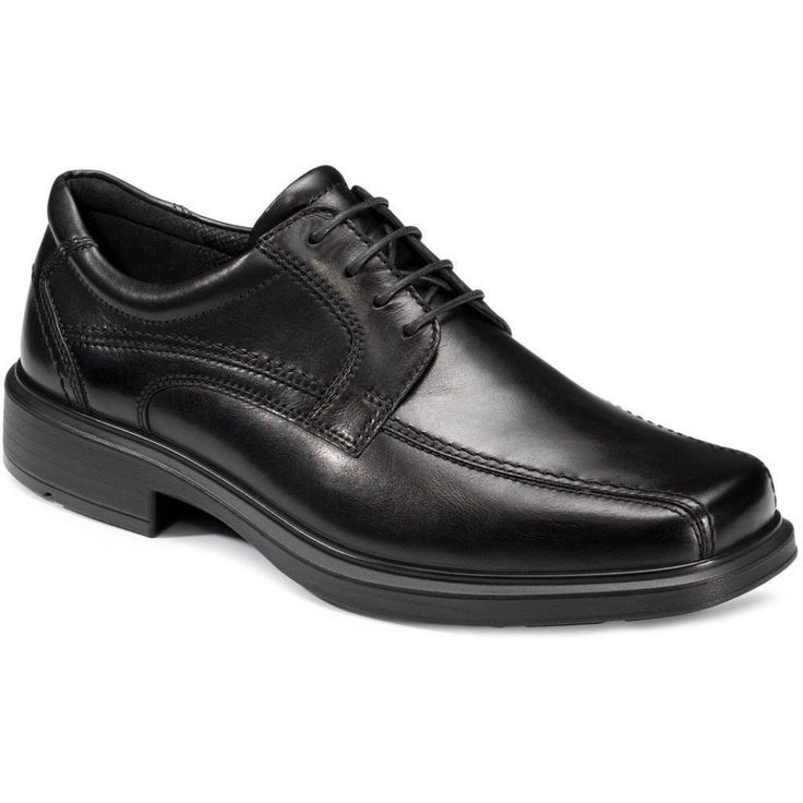 Shop mens shoes - ECCO Helsinki Bike Toe Tie at ECCO USA. These shoes from  our mens collection are perfect for men looking for formal shoes.