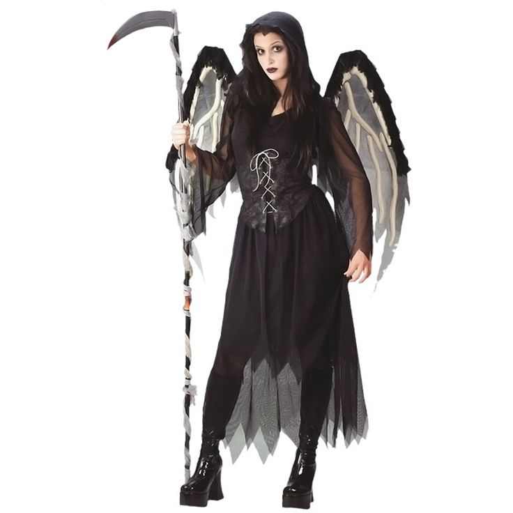 angel+of+death+costumes   Costume Store - Goth Angel of Death :