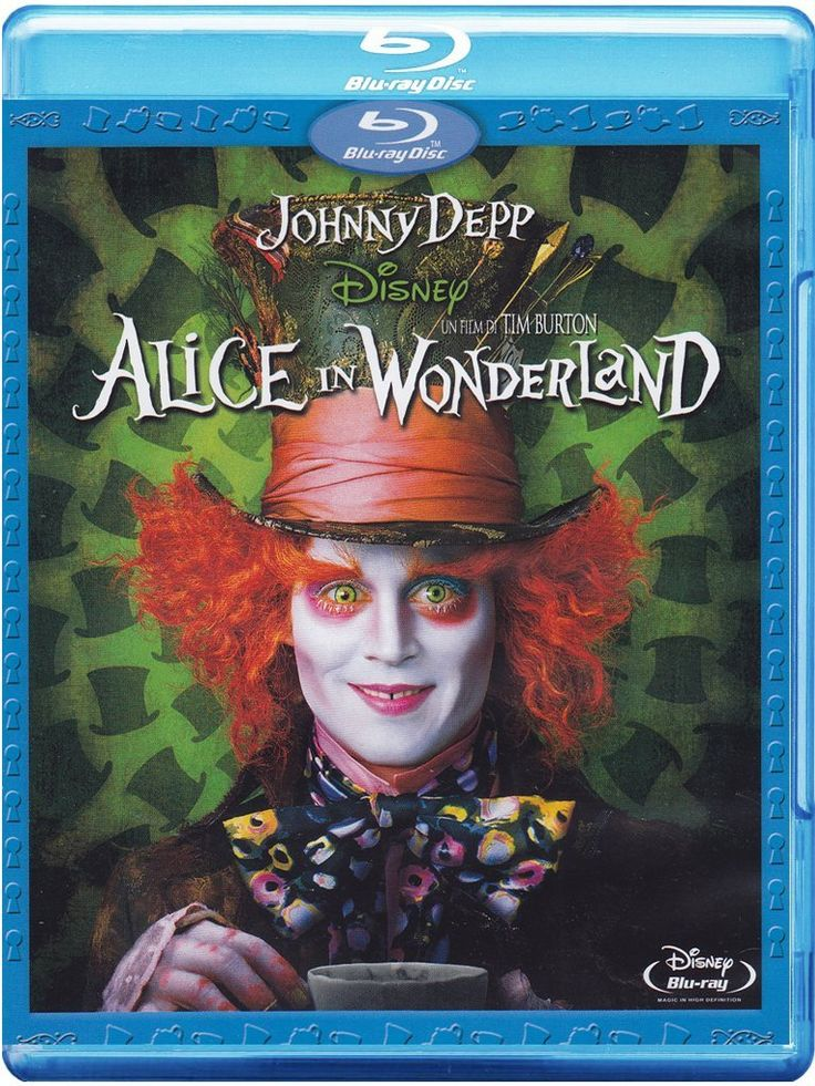 Alice In Wonderland (2010): Amazon.it: Johnny Depp, Mia Wasikowska, Helena Bonham-Carter, Anne Hathaway, Crispin Glover, Stephen Fry, Christopher Lee, Michael Sheen, Alan Rickman, Timothy Spall, Barbara Windsor, Lucy Davenport, Frances De La Tour, John Ho