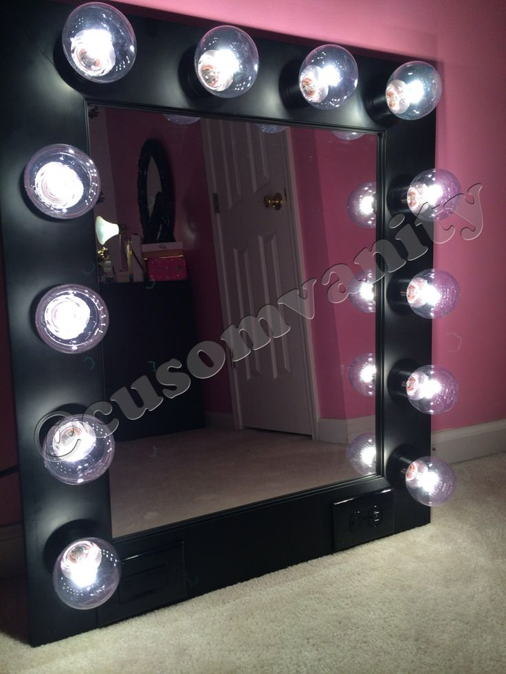 Vanity mirror with lights limited time sale only by - Vanities for bedrooms with lights ...