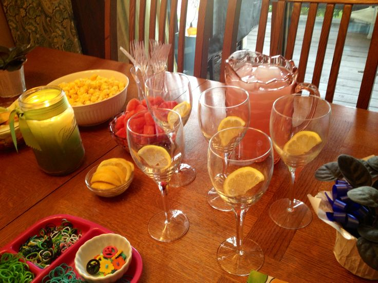 Last minute birthday party idea for my 12 year old for Last minute party ideas