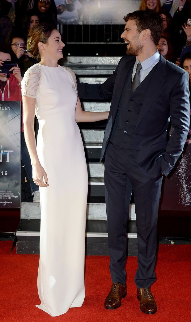 It's a Sheo Thing — 10 Best Insurgent Sheo moments: London Premiere