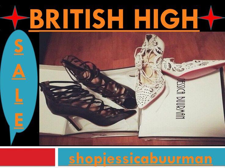 British high street style