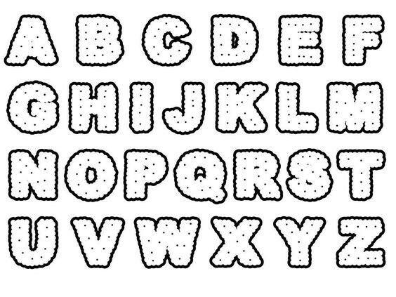 Printen op bruin papier, chocolade letters!