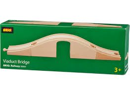 Viaduct Bridge - old school  brio 33351