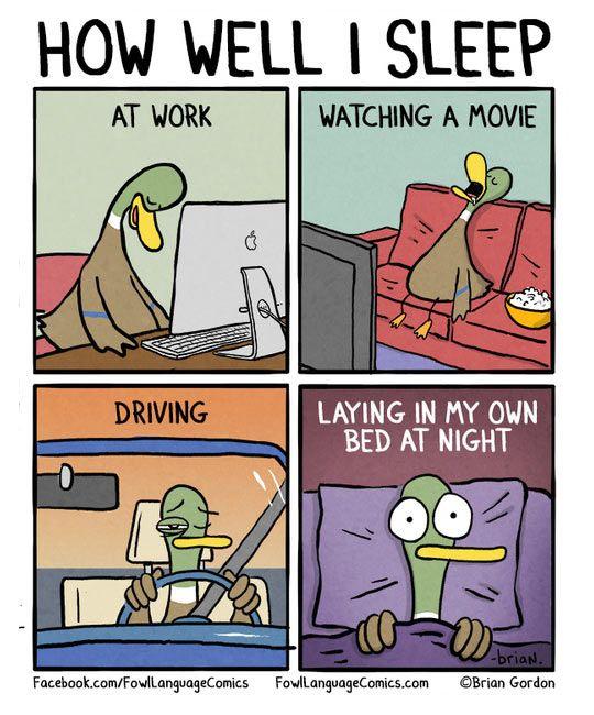 How Well I Sleep