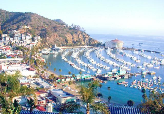 Where to Go in 2015: America's Top 10 Crowd-Pleasing Destinations: Avalon, California