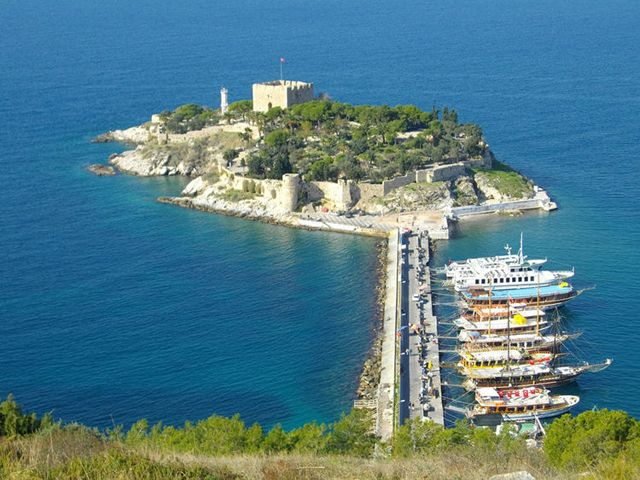 Kuşadası - Turkey's Best Holiday Destinations