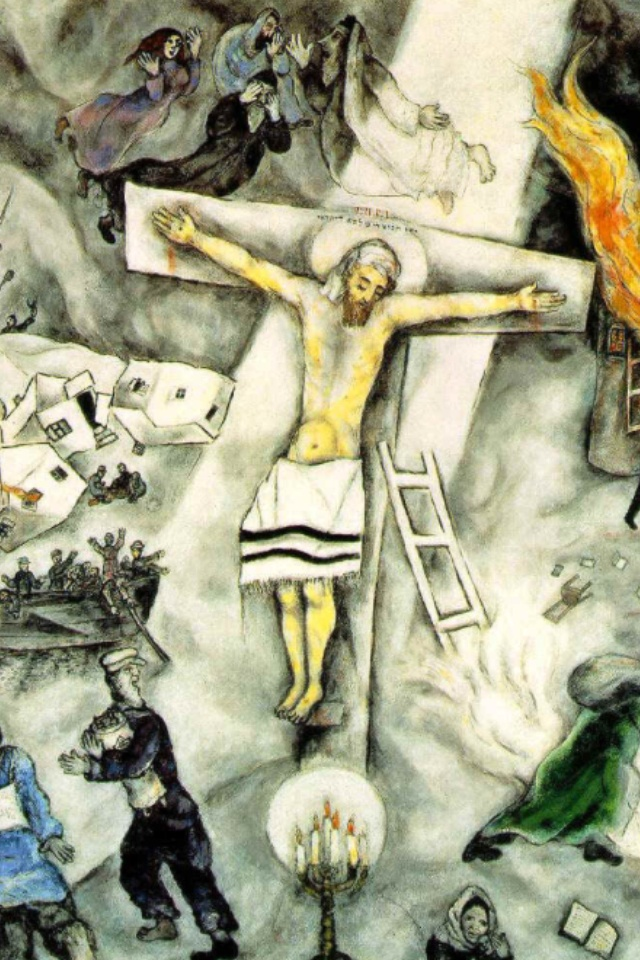 17 Best images about Marc Chagall on Pinterest | Violin ... Chagall White Crucifixion