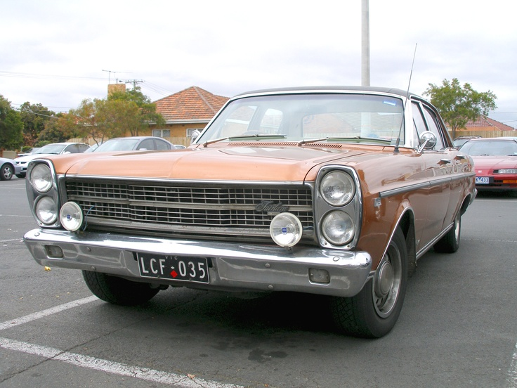 1970-1972 Ford ZD Fairlane