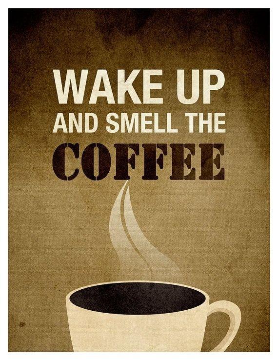 Philip zet mijn koffie iedere morgen en dan geraak ik uit mijn bedde !!