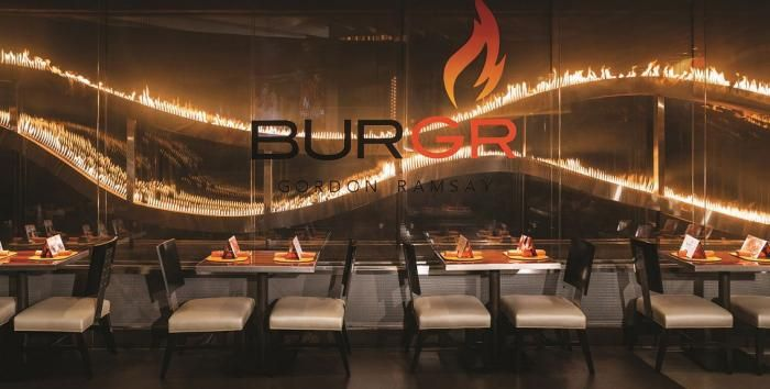 Gordon Ramsay BurGR - Planet Hollywood Resort Las Vegas - Restaurants