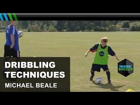 Dribbling techniques in soccer: Michael Beale: Assistant Manager at Brazilian Club São Paulo. - YouTube