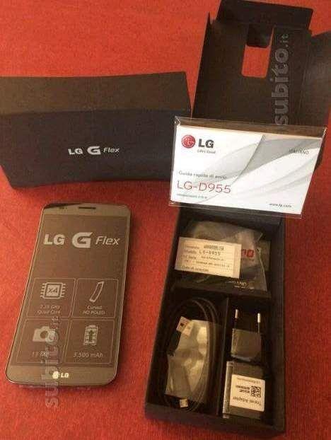 LG G Flex 32 GB D955 Come Nuovo Solo Aperto