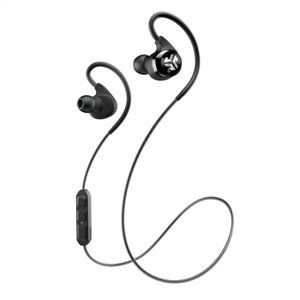 JLab Epic Bluetooth 4.0 wireless bluetooth earbuds for running with 10 Hour Battery and IPX4 Waterproof1