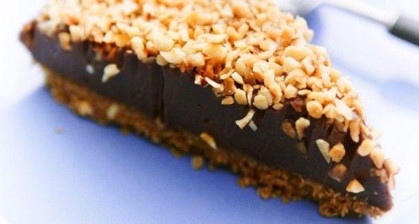 Nigella Lawson's divine Nutella cake