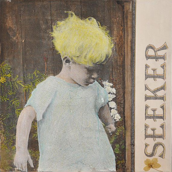 "Seeker - from the series ""Birds in Summer"""