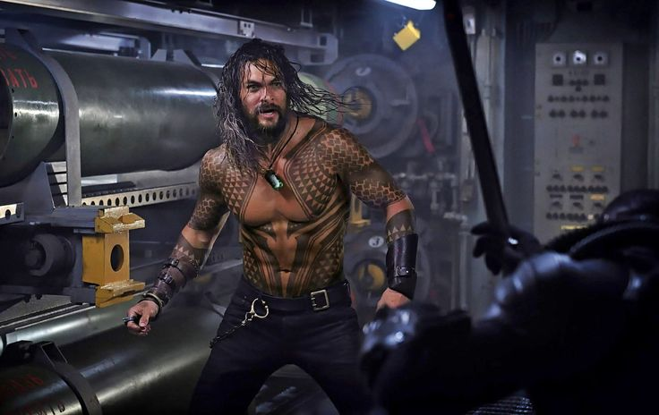 Aquaman The Movie - new pic: https://teaser-trailer.com/movie/aquaman/  #Aquaman #AquamanMovie #JasonMomoa