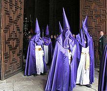 Capuchones - Semana Santa – Wikipedia