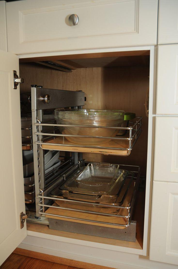 Kitchen cabinet organizers for corner cabinets - Kitchen Corner Cabinet Organize